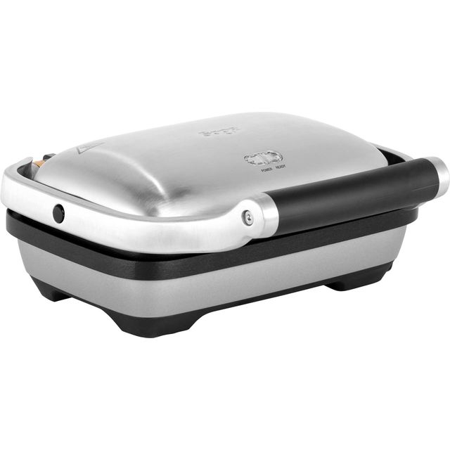 Sage The Perfect Press SSG600BSS Sandwich Toaster - Brushed Steel - SSG600BSS_BSS - 1