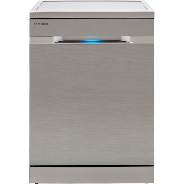 Samsung WaterWall DW60M9550FS Standard Dishwasher - Stainless Steel - A+++ Rated - DW60M9550FS_SS - 1