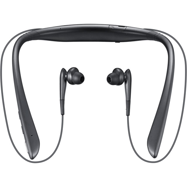 Samsung Level U PRO  In-Ear High-res Audio Wireless Sports Headphones - Black