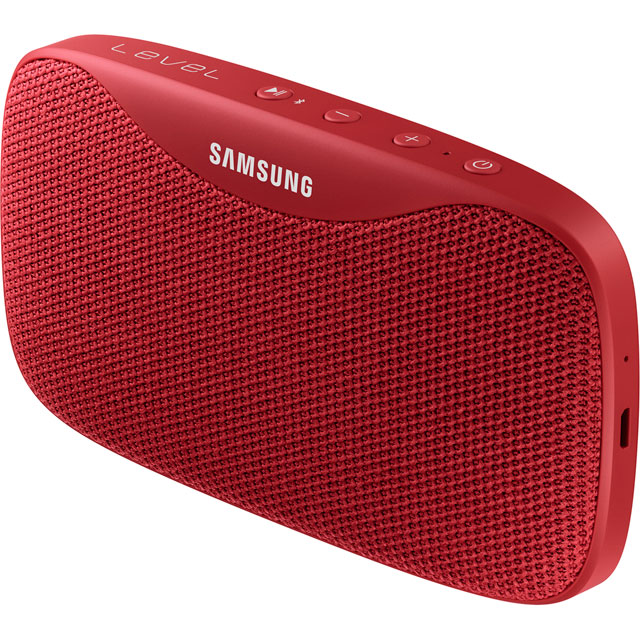 Samsung Audio EO-SG930CREG Wireless Speaker in Red
