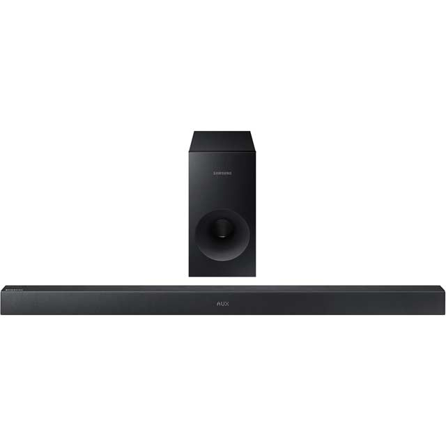 Samsung HW-K360 Bluetooth Soundbar with Wireless Subwoofer - Black