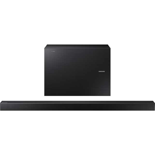 Samsung HW-K550 Bluetooth Soundbar with Wireless Subwoofer - Black