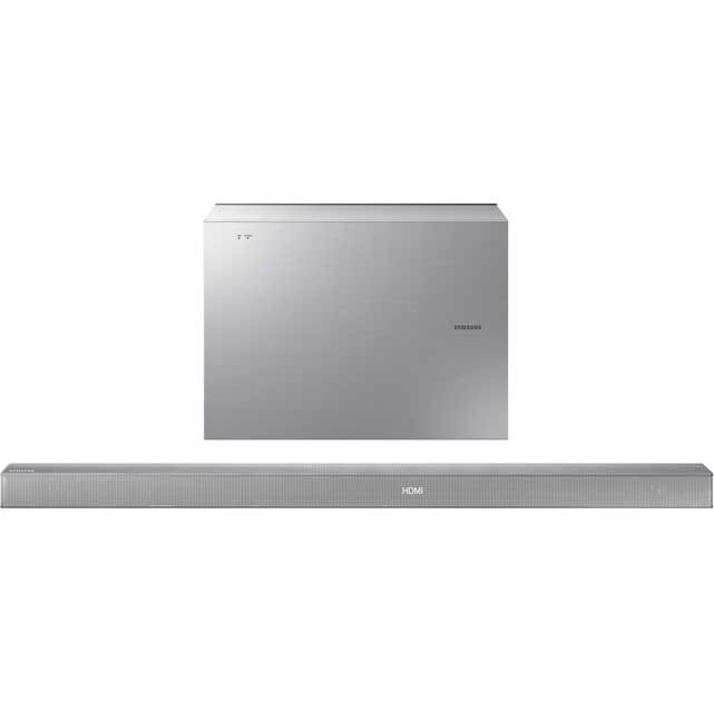 Samsung HW-K551 Bluetooth Soundbar with Wireless Subwoofer - Silver