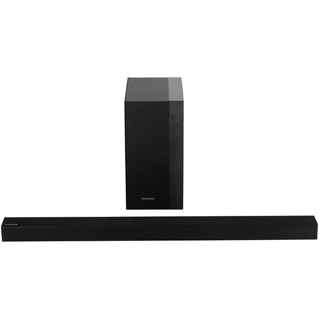 Samsung HW-M360 Bluetooth Soundbar with Wireless Subwoofer - Black