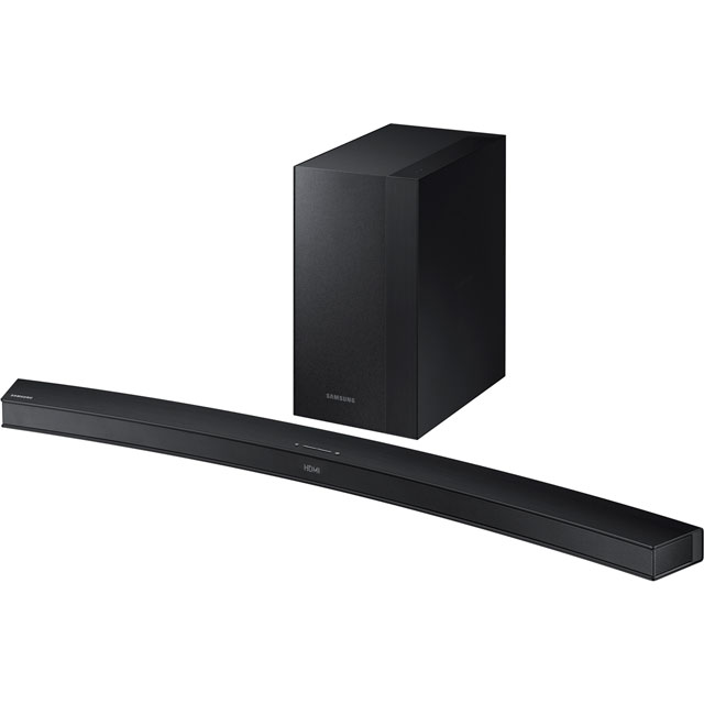 Samsung HW-M4500 Bluetooth Curved Soundbar with Wireless Subwoofer - Black