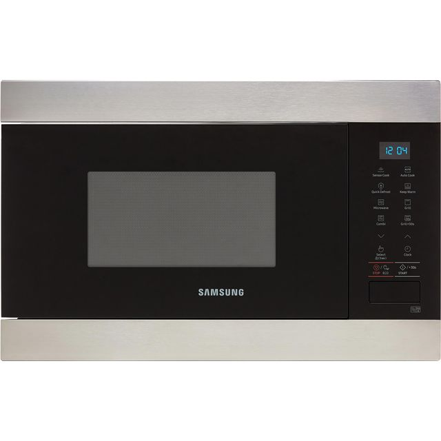 Samsung MG22M8074AT Built In Microwave With Grill - Stainless Steel - MG22M8074AT_SS - 1