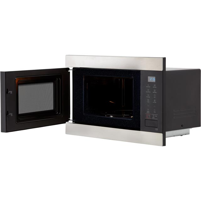Samsung MG22M8074AT Built In Microwave With Grill - Stainless Steel - MG22M8074AT_SS - 3