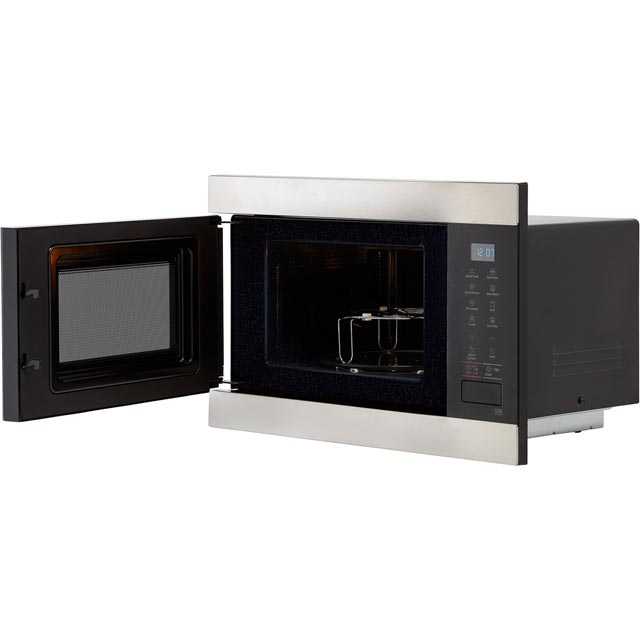 Samsung MG22M8074AT Built In Microwave With Grill - Stainless Steel - MG22M8074AT_SS - 4
