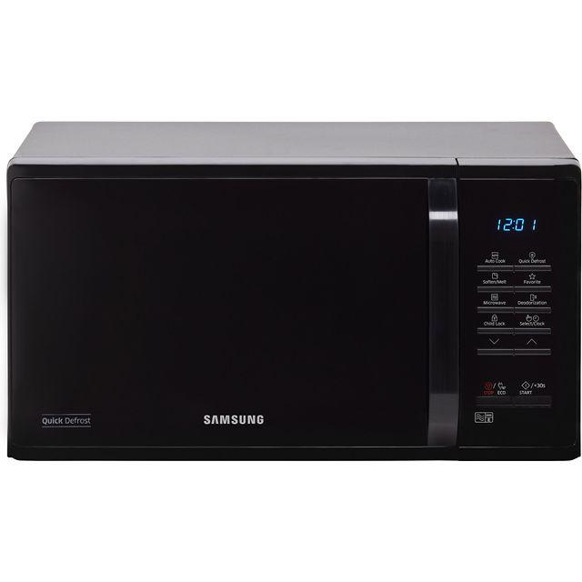 Samsung Ms23k3513ak 23 Litre Microwave Black Bk 1