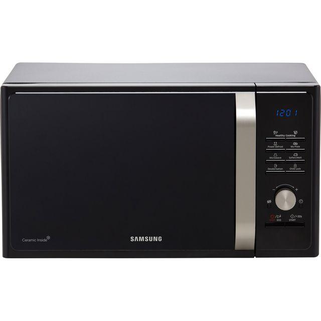 Samsung MW5000T MS28F303TFK 28 Litre Microwave - Black