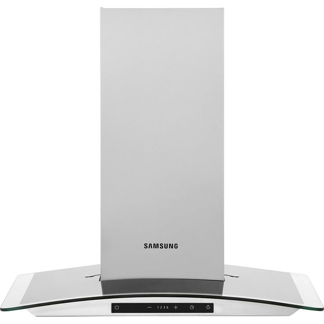 Samsung 60 cm Chimney Cooker Hood - Stainless Steel - B Rated