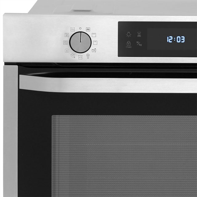 Samsung NQ50J3530BS Built In Electric Single Oven - Stainless Steel - NQ50J3530BS_SS - 5