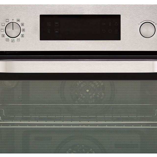 Samsung Dual Cook NV66M3571BS Built In Electric Single Oven - Stainless Steel - NV66M3571BS_SS - 2