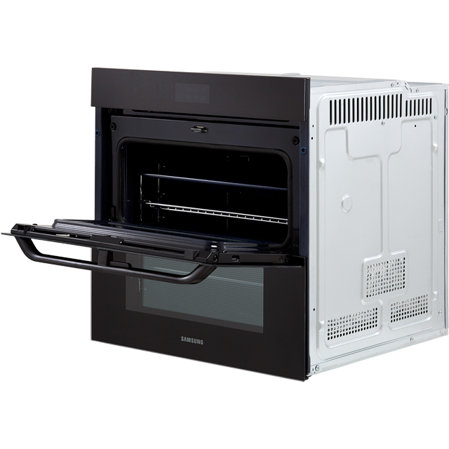 Samsung Prezio Dual Cook Flex NV75R7646RB Built In Electric Single Oven - Black Glass - NV75R7646RB_BKG - 5