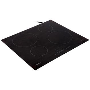 Samsung NZ64H37070K Built In Induction Hob - Black - NZ64H37070K_BK - 4