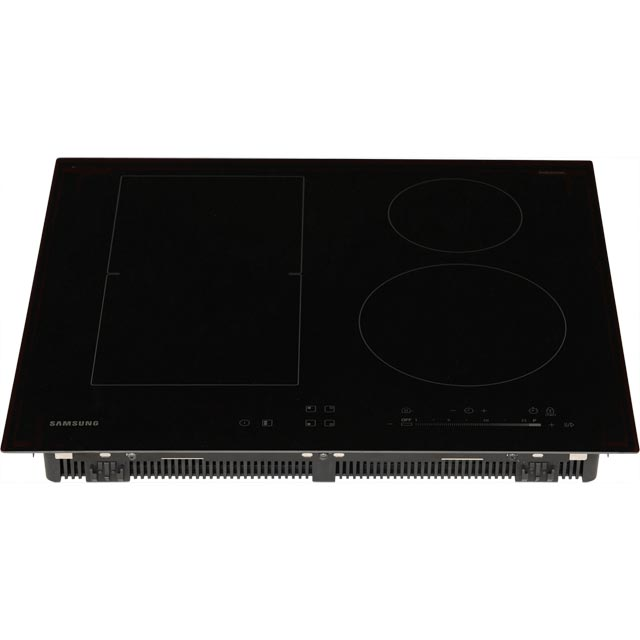 Samsung NZ64K5747BK Built In Induction Hob - Black - NZ64K5747BK_BK - 5