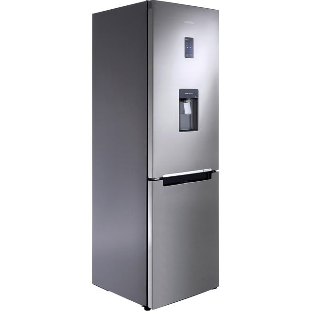 Samsung RB Combi Range RB31FDRNDSS 60/40 Frost Free Fridge Freezer - Stainless Steel - A+ Rated - RB31FDRNDSS_SS - 1
