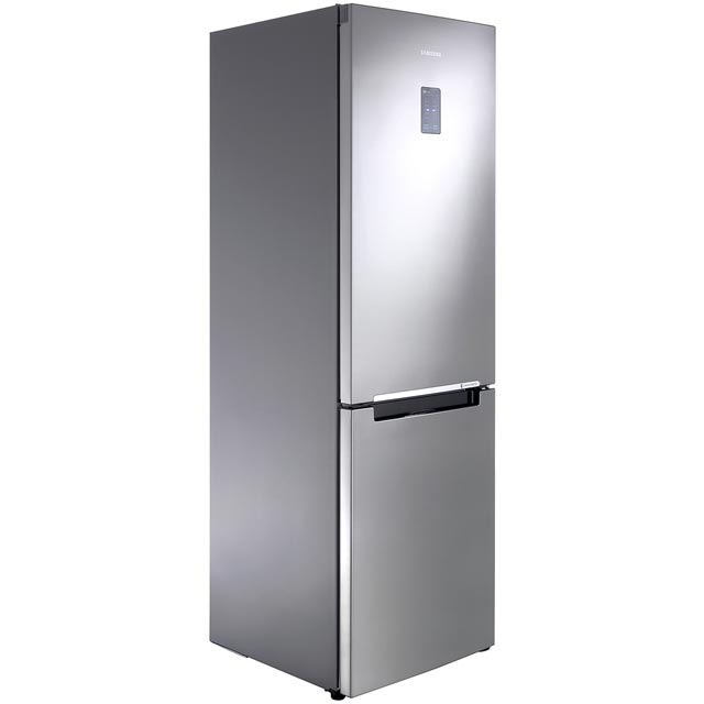 Samsung RB Combi Range RB31FERNDSS1 60/40 Frost Free Fridge Freezer - Stainless Steel - A+ Rated Best Price, Cheapest Prices