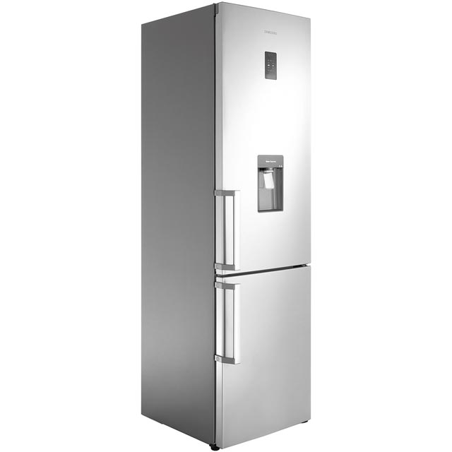 Samsung RB37J5920SL 70/30 Frost Free Fridge Freezer - Stainless Steel - A+ Rated - RB37J5920SL_SS - 1