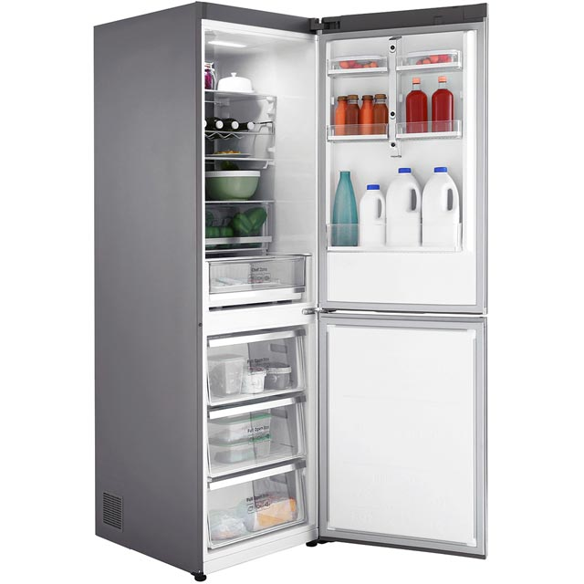Samsung Family Hub™ RB38M7998S4 60/40 Frost Free Fridge Freezer - Stainless Steel - RB38M7998S4_SS - 5