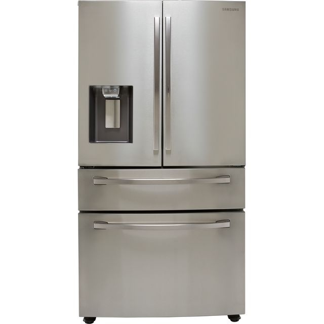 Samsung RF22R7351SR American Fridge Freezer - Stainless Steel - A+ Rated - RF22R7351SR_SS - 1
