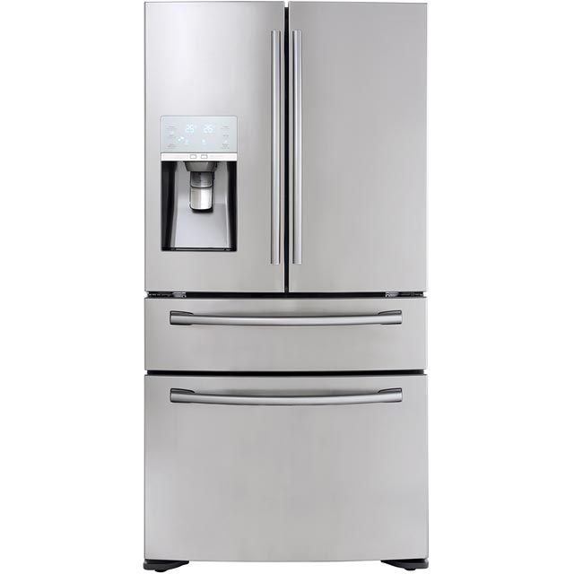 Samsung RF24HSESBSR American Fridge Freezer - Stainless Steel - A+ Rated Best Price, Cheapest Prices