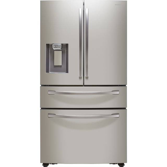 Samsung RF24R7201SR American Fridge Freezer - Stainless Steel - A+ Rated - RF24R7201SR_SS - 1