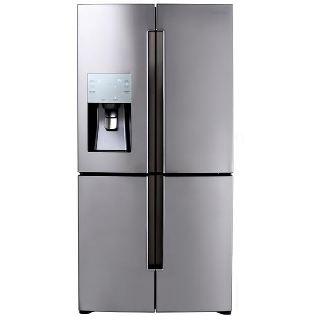 Samsung RF56J9040SR American Fridge Freezer - Stainless Steel - A+ Rated - RF56J9040SR_SS - 1