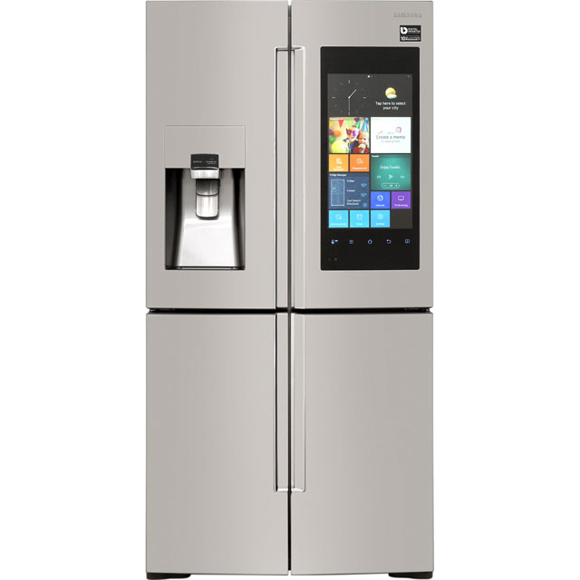 Best American Fridge Freezer Part - 21: RF56K9540SR_SS | Samsung Multi Door Fridge Freezer | Ao.com
