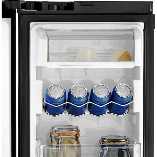 Samsung G Series Rfg23uebp American Fridge Freezer Black