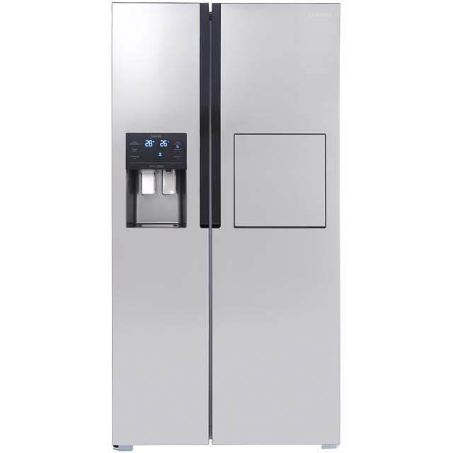 Samsung RS51K5680SL American Fridge Freezer - Stainless Steel - A+ Rated - RS51K5680SL_SS - 1