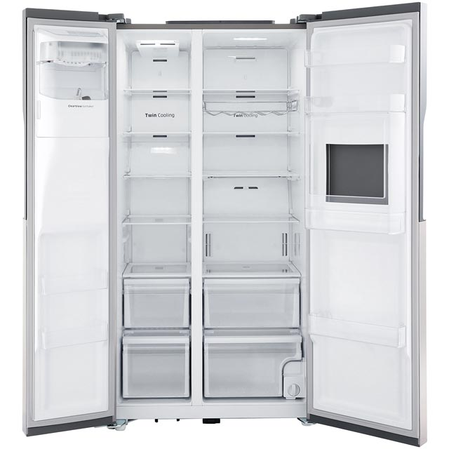 Samsung RS51K5680SL American Fridge Freezer - Stainless Steel - RS51K5680SL_SS - 2