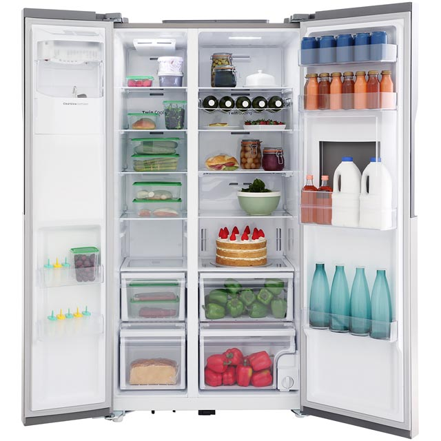 Samsung RS51K5680SL American Fridge Freezer - Stainless Steel - RS51K5680SL_SS - 3