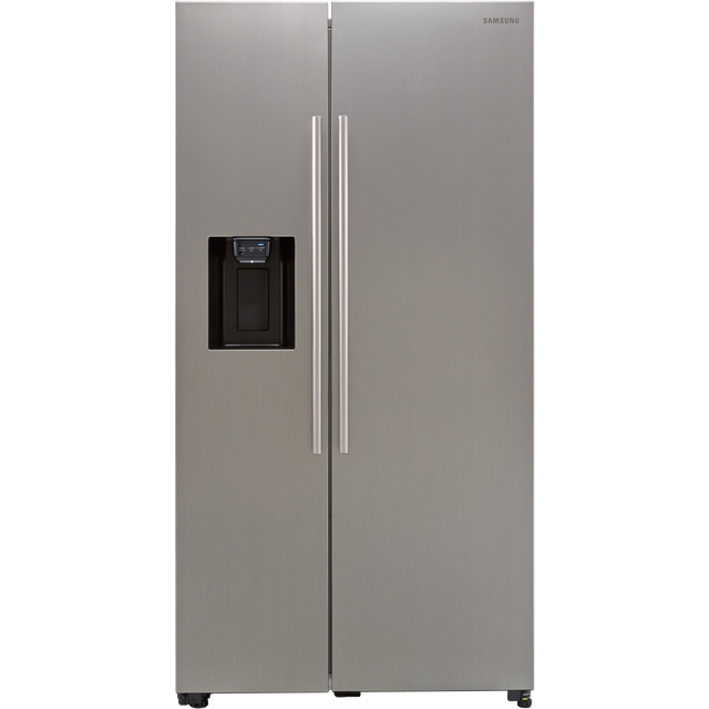 Samsung RS8000 RS67N8210S9 American Fridge Freezer - Matte Stainless Steel - RS67N8210S9_SS - 1