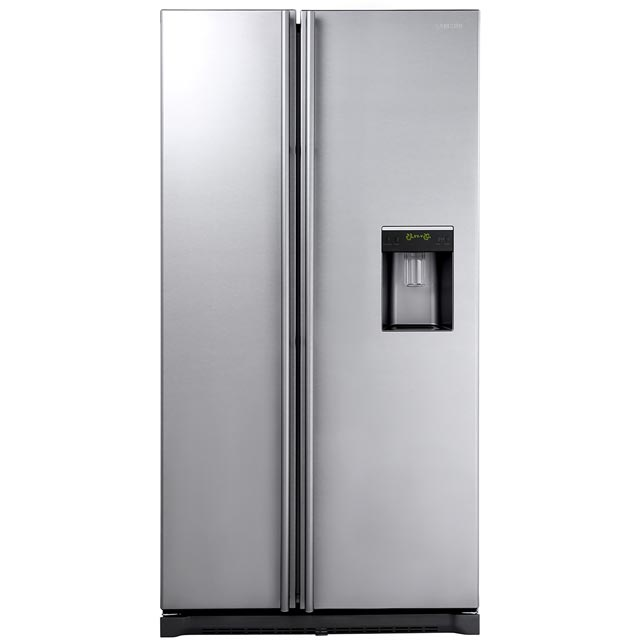 Samsung A-Series RSA1RTMG American Fridge Freezer - Gun Metal