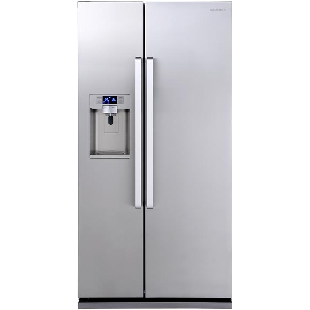 American Fridge Freezer Part - 38: Samsung G-Series RSG5UCRS American Fridge Freezer - Stainless Steel