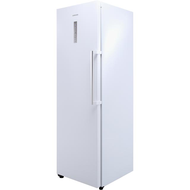 Samsung RR7000M RZ32M7120WW Frost Free Upright Freezer - White - A+ Rated - RZ32M7120WW_WH - 1