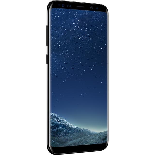 Samsung Mobile Galaxy S8 Series SM-G955FZKABTU Mobile Phone in Black