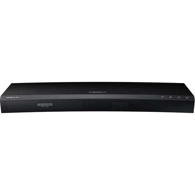Samsung UBD-K8500 Smart 3D Curved 4K Ultra HD Blu-ray Player - Black