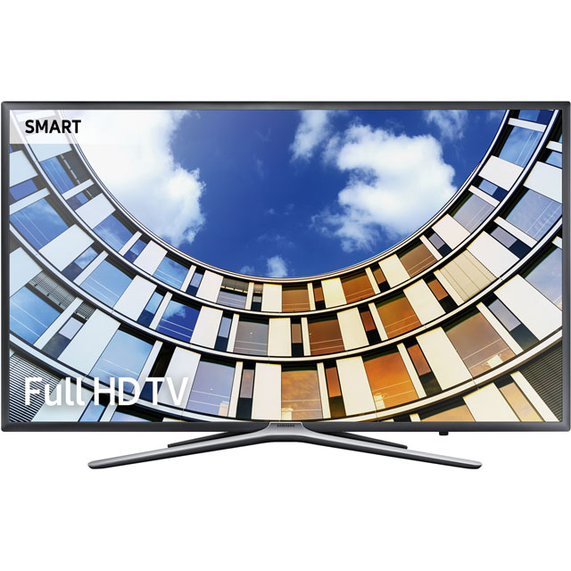 "Samsung UE32M5520 32"" Smart TV - Dark Titan - UE32M5520 - 1"
