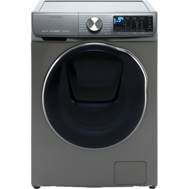 Samsung QuickDrive™ WD90N645OOX Wifi Connected 9Kg / 5Kg Washer Dryer with 1400 rpm - Graphite - A Rated