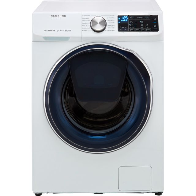 Samsung AddWash™ ecobubble™ WW10N645RPW Wifi Connected 10Kg Washing Machine with 1400 rpm