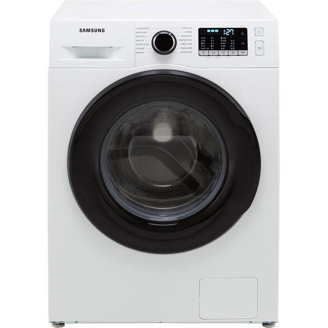 Samsung Series 5 ecobubble� WW80TA046AE 8Kg Washing Machine with 1400 rpm - White - B Rated