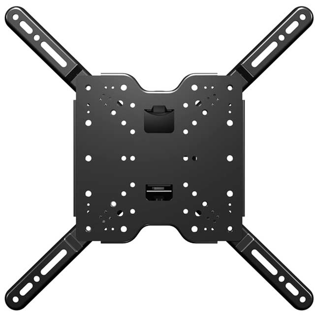 Sanus VuePoint F215C-B2 Full Motion TV Wall Bracket - F215C-B2 - 3