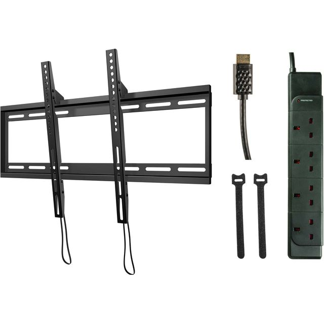 Secura QLTK1-B4 Tilting TV Wall Mount Starter Kit TV Wall Bracket - QLTK1-B4 - 1