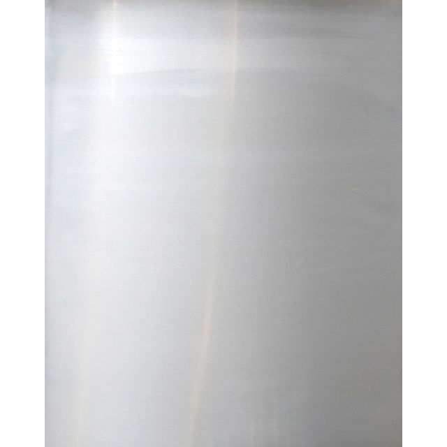 Non-Branded SBK70 70 cm Metal Splashback - Stainless Steel