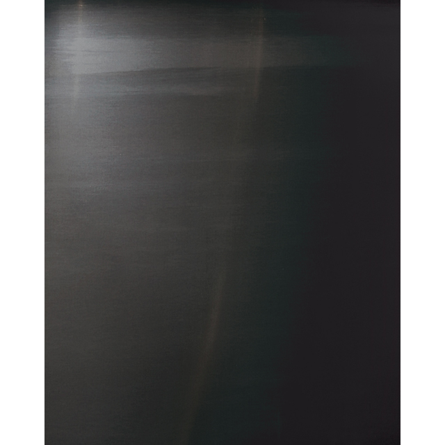 Non-Branded 90 cm Metal Splashback - Black