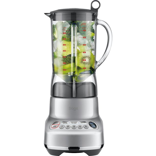 Sage The Fresh & Furious SBL620SIL Blender - Silver - SBL620SIL_SI - 1