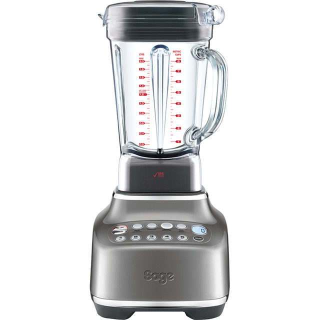 Sage The Q SBL820SHY Blender with 1 Accessories - Smoked Hickory - SBL820SHY_SHY - 1