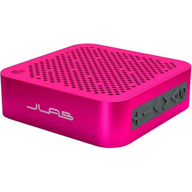 JLAB Crasher Mini SBMINIRPNK4 Wireless Speaker in Pink
